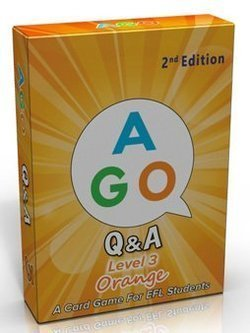 AGO (2nd Edition) Level 3 - Orange; A Question and Answer EFL Card Game - Butchers