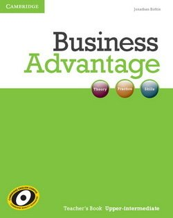 Business Advantage Upper Intermediate Teacher's Book - Jonathan Birkin - 9781107422315