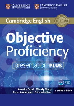 Objective Proficiency (2nd Edition) Presentation Plus DVD-ROM - Annette Capel - 9781107446502