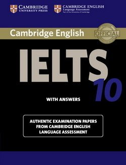Cambridge English: IELTS 10 Student's Book with Answers -  - 9781107464407