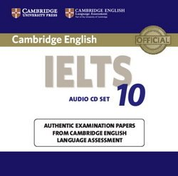 Cambridge English: IELTS 10 Audio CDs (2) -  - 9781107464421