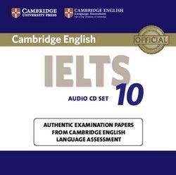 Cambridge English: IELTS 10 Audio CDs (2) -  - 9781107464421