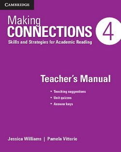 Making Connections (2nd Edition) 4 Advanced Teacher's Manual - Jessica Williams - 9781107516168