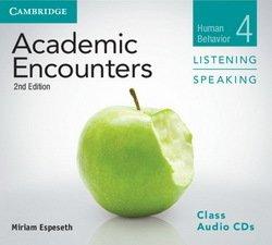 Academic Encounters (2nd Edition) 4: Human Behavior Listening and Speaking Class Audio CDs (3) - Miriam Espeseth - 9781107603028