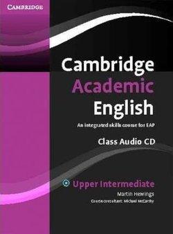 Cambridge Academic English B2 Upper Intermediate Class Audio CD & DVD Pack - Martin Hewings - 9781107607149