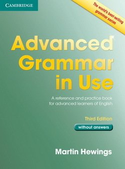 Advanced Grammar in Use (3rd Edition) without Answers - Martin Hewings - 9781107613782