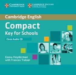 Compact Key for Schools (KET4S) Class Audio CD - Emma Heyderman - 9781107618688
