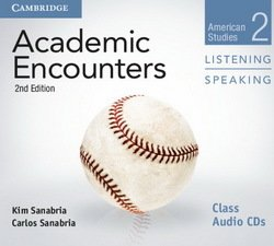 Academic Encounters (2nd Edition) 2: American Studies Listening and Speaking Class Audio CDs (2) - Kim Sanabria - 9781107632660