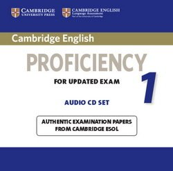 Cambridge English: Proficiency (CPE) 1 Audio CDs (2) - Cambridge ESOL - 9781107637467