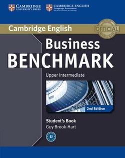 Business Benchmark (2nd Edition) Upper Intermediate BULATS Student's Book - Guy Brook-Hart - 9781107639836