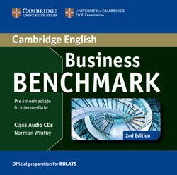 Business Benchmark (2nd Edition) Pre-Intermediate to Intermediate BULATS Class Audio CDs (2) - Norman Whitby - 9781107644816