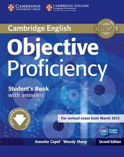 Objective Proficiency (2nd Edition) Student's Book with Answers & Downloadable Software - Annette Capel - 9781107646377