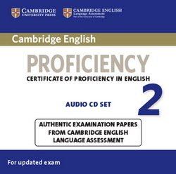 Cambridge English: Proficiency (CPE) 2 Audio CDs (2) -  - 9781107647640