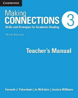 Making Connections (2nd Edition) 3 High-Intermediate Teacher's Manual - Kenneth J. Pakenham - 9781107650541
