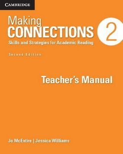 Making Connections (2nd Edition) 2 Intermediate Teacher's Manual - Jo McEntire - 9781107650626