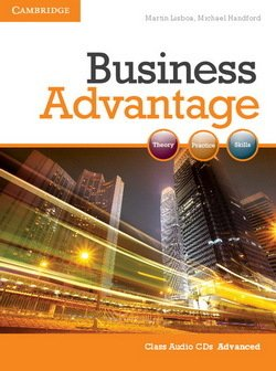 Business Advantage Advanced Audio CDs (2) - Martin Lisboa - 9781107666344