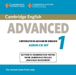 Cambridge English: Advanced (CAE) 1 Audio CDs (2) -  - 9781107668041