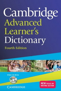 Cambridge Advanced Learner's Dictionary (4th Edition) (Hardback) with CD-ROM -  - 9781107674479