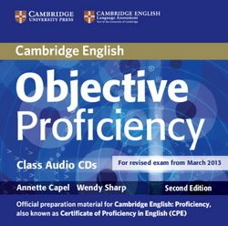 Objective Proficiency (2nd Edition) Class Audio CDs (2) - Annette Capel - 9781107676343
