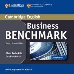 Business Benchmark (2nd Edition) Upper Intermediate BULATS Class Audio CDs (2) - Guy Brook-Hart - 9781107680036