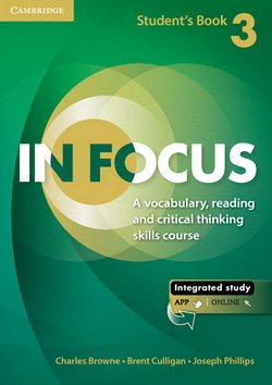 In Focus 3 Student's Book with Online Resources - Charles Browne - 9781107680074