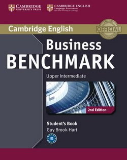 Business Benchmark (2nd Edition) Upper Intermediate Business Vantage (BEC) Student's Book - Guy Brook-Hart - 9781107680982