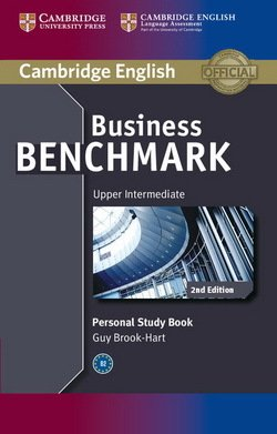 Business Benchmark (2nd Edition) Upper Intermediate BULATS and Business Vantage (BEC) Personal Study Book - Guy Brook-Hart - 9781107686601