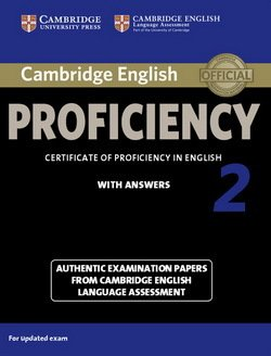 Cambridge English: Proficiency (CPE) 2 Student's Book with Answers -  - 9781107686939