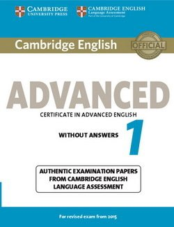 Cambridge English: Advanced (CAE) 1 Student's Book without Answers -  - 9781107689589
