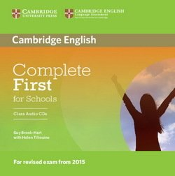 Complete First for Schools (FCE4S) Class Audio CDs (2) - Guy Brook-Hart - 9781107695337