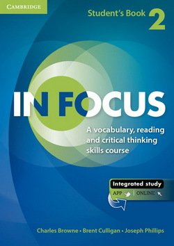 In Focus 2 Student's Book with Online Resources - Charles Browne - 9781107697010