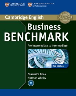 Business Benchmark (2nd Edition) Pre-Intermediate to Intermediate BULATS Student's Book - Norman Whitby - 9781107697812