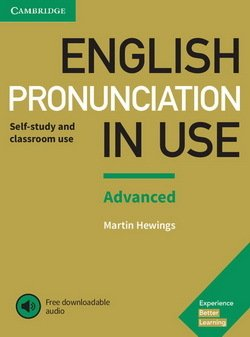 English Pronunciation in Use Advanced with Answers & Downloadable Audio - Martin Hewings - 9781108403498