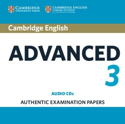 Cambridge English: Advanced (CAE) 3 Audio CDs (2) -  - 9781108431231
