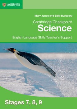Cambridge Checkpoint Science 7 - 9 (Stages 7