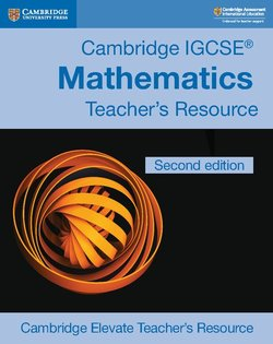 Cambridge IGCSE Mathematics (2nd Edition - 2020 Exam) Teacher's Resource -  - 9781108437271