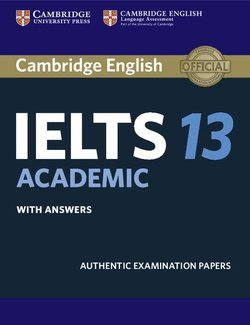 Cambridge English: IELTS 13 Academic Student's Book with Answers -  - 9781108450492