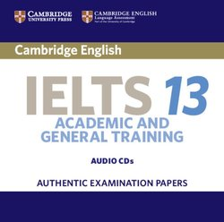 Cambridge English: IELTS 13 Academic & General Training Audio CDs (2) -  - 9781108450676