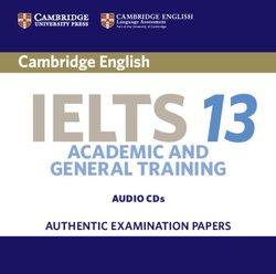 Cambridge English: IELTS 13 Academic & General Training Audio CDs (2) -  - 9781108450676
