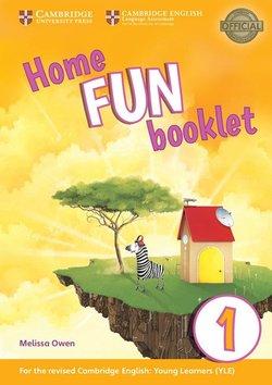 Storyfun (2nd Edition - 2018 Exam) 1 (Starters 1) Home Fun Booklet - Melissa Owen - 9781108463430