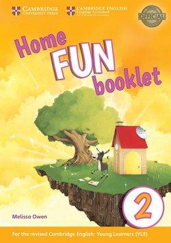 Storyfun (2nd Edition - 2018 Exam) 2 (Starters 2) Home Fun Booklet - Melissa Owen - 9781108463447