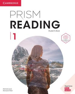 Prism Reading 1 Student's Book with Online Workbook - Michele Lewis - 9781108556194