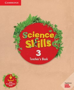 Cambridge Science Skills 3 Teacher's Book -  - 9781108562683