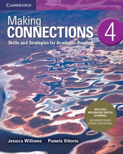 Making Connections (2nd Edition) 4 Advanced Student's Book with Integrated Digital Learning - Jessica Williams - 9781108570237