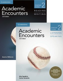 Academic Encounters (2nd Edition) 2: American Studies Two Book Set (R&W Student's Book with WSI & L&S Student's Book with IDL) - Bernard Seal - 9781108573856