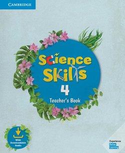 Cambridge Science Skills 4 Teacher's Book -  - 9781108578509