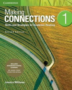 Making Connections (2nd Edition) 1 Low Intermediate Student's Book with Integrated Digital Learning - Jessica Williams - 9781108583688