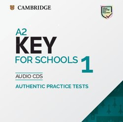A2 Key for Schools (KET4S) (2020 Exam) 1 Audio CD -  - 9781108718332