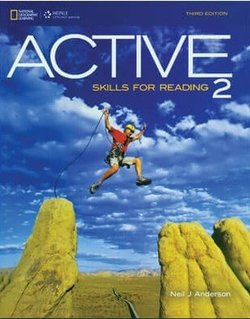 Active Skills for Reading 2 Student Book - Neil Anderson - 9781133308034