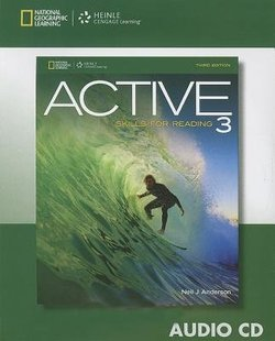 Active Skills for Reading 3 Audio CD -  - 9781133308089